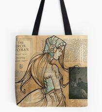 Iron Woman 10 Tote Bag