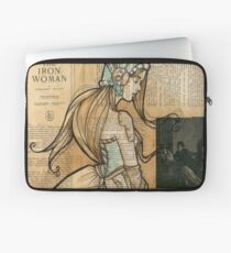 Iron Woman 10 Laptop Sleeve
