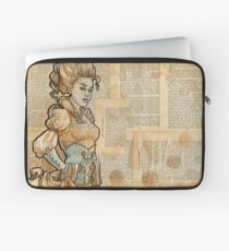 Iron Woman 12 Laptop Sleeve