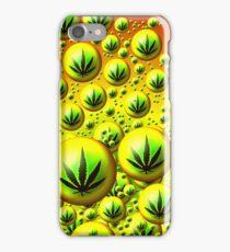Rasta Cannabis Leaf Design  iPhone Case/Skin