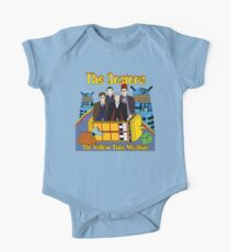 The Yellow Time Machine Kids Clothes