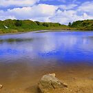 Cornwall: Quarry Pond by Robert parsons