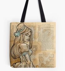 The Iron Woman 9 Tote Bag