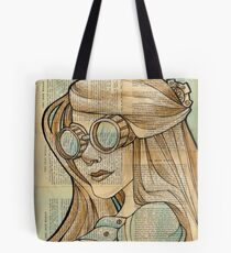The Iron Woman 1 Tote Bag