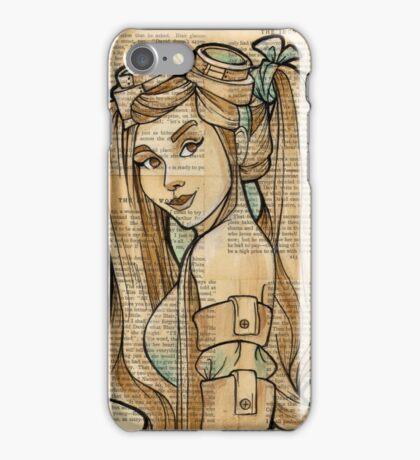 Iron Woman 4 iPhone Case/Skin