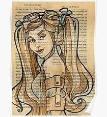 Iron Woman 4 Poster