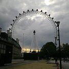 London Eye by rajivmax