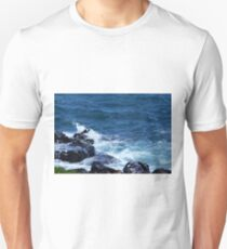 Waves on the Rocks T-Shirt