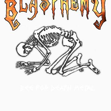 Death Metal by BlakkWear