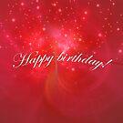 Glowing Decorative Birthday by hurmerinta