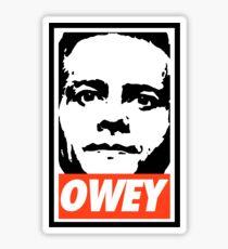 OWEY  Sticker