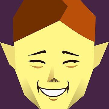 Legend of Zelda - Majora's Mask: Happy Mask Shop by holycrow