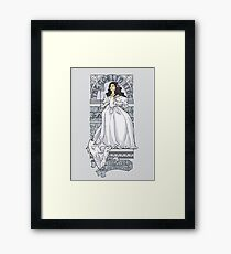 Theatre de la Labyrinth TF version Framed Print