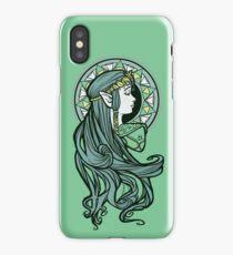 Zelda Nouveau iPhone Case/Skin