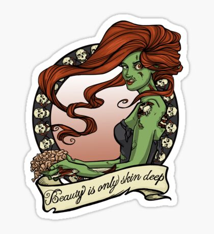 Zombies are Forever Sticker