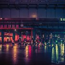 Pedestrians only by Guillaume Marcotte