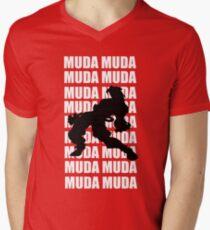 Dio Brando Men's V-Neck T-Shirt