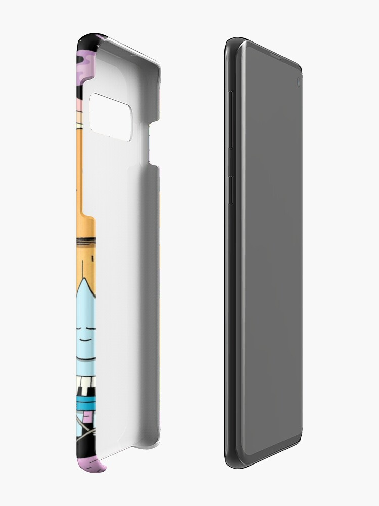 Alternate view of Spectrum Case & Skin for Samsung Galaxy
