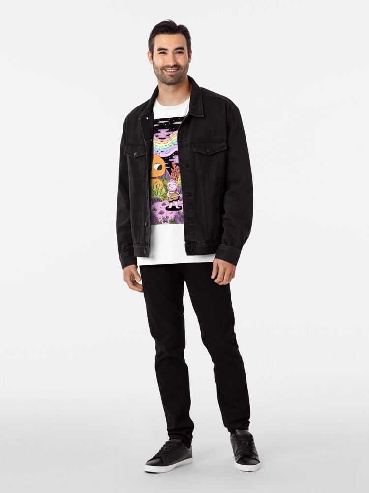Alternate view of Spectrum Premium T-Shirt