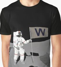 Fly it to the Moon Graphic T-Shirt