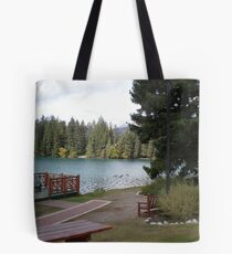 Peaceful place to be Tote Bag