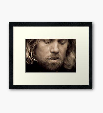 A Free Spirit Framed Print
