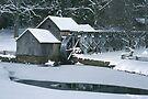 Mabry Mill - Winter by Joe Elliott