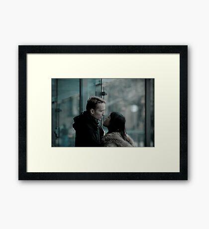 Farewell   Framed Print