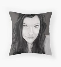 AMY-LEE FOLEY Throw Pillow