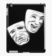 Theatre Faces iPad Case/Skin