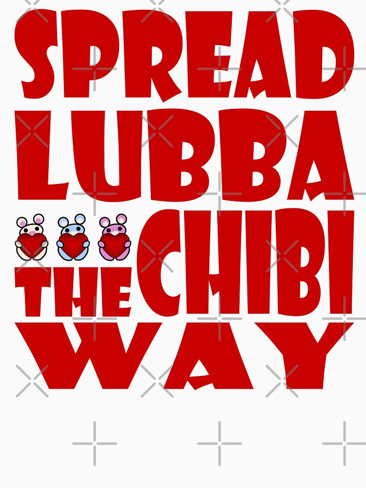 STPC: Three Chibis: Spread Lubba the Chibi Way by carbonfibreme