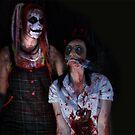 Psychlown 1 by David Knight