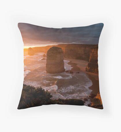 Iconic Apostles Throw Pillow