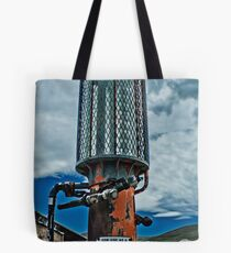 Contains Lead Tote Bag