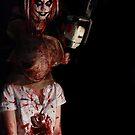 Psychlown 3 by David Knight