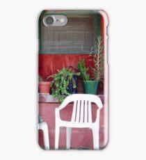 Al Fresco iPhone Case/Skin