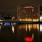 Reflections on the Yarra by Stephen Horton