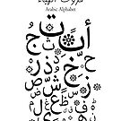 Arabic alphabet by TheresaKhalil