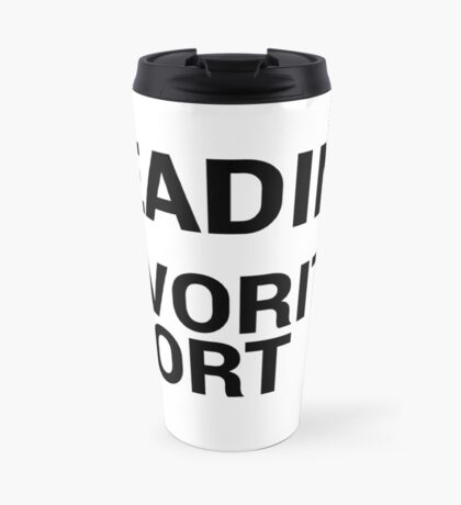 Reading is my Favorite Sport Travel Mug