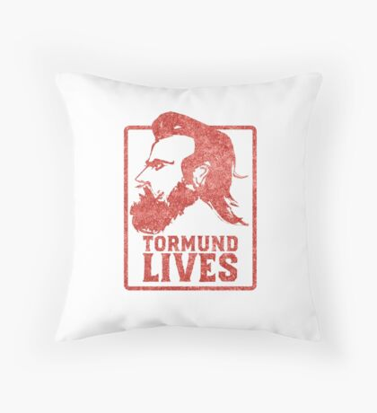 Tormund Lives  Throw Pillow