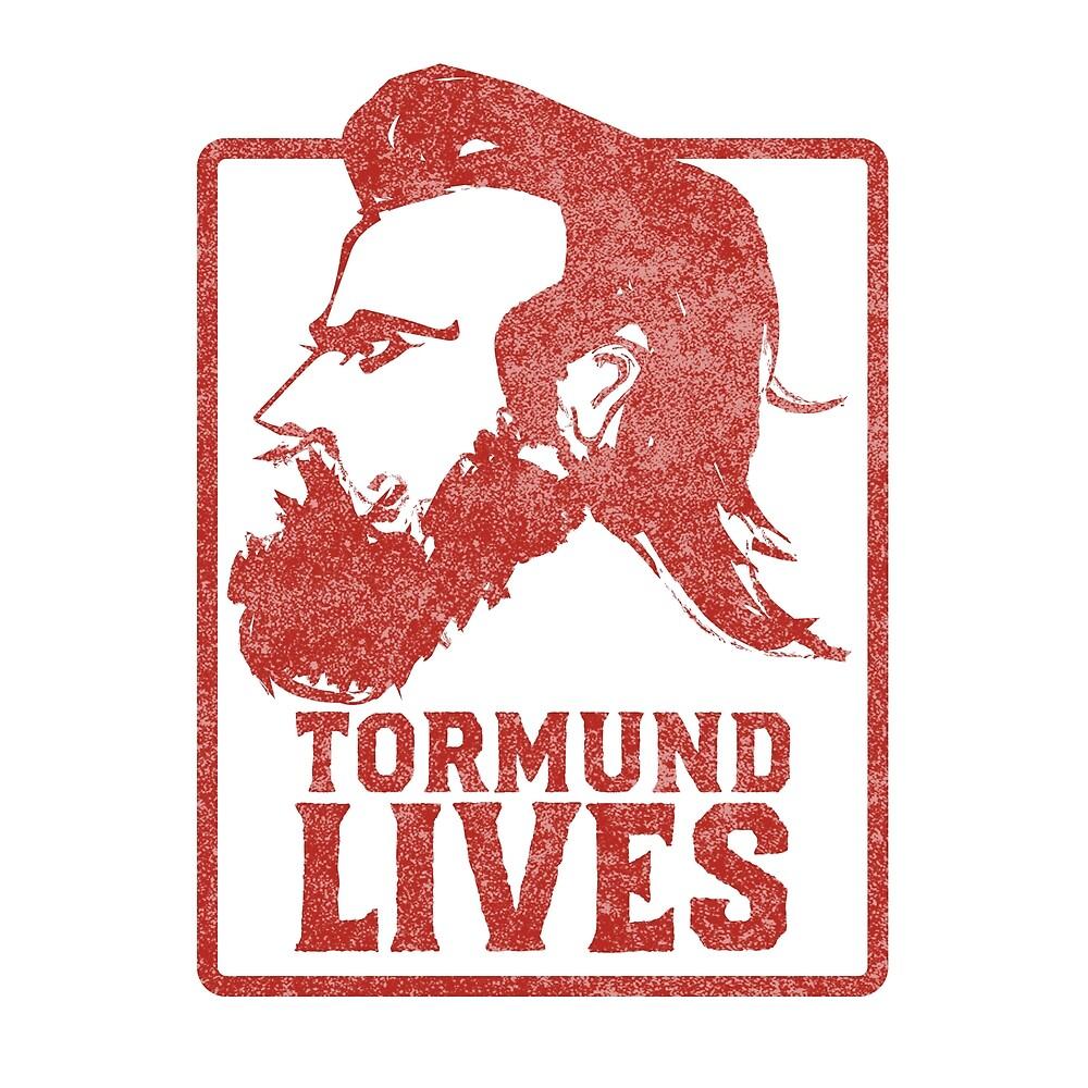 Tormund Lives  by wikirascals