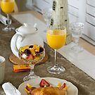 Breakfast is Served by Tracy Riddell