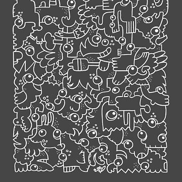 Doodle On, No. 1 by willwood