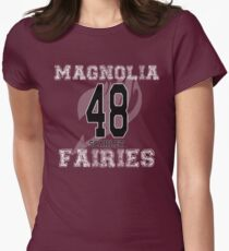 Magnolia Sports - SCARLET Womens Fitted T-Shirt