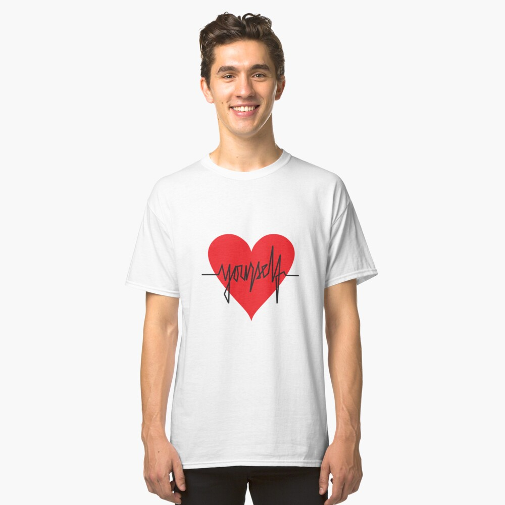 love yourself - zachary martin Classic T-Shirt
