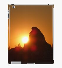 Matterhorn at Sunset iPad Case/Skin