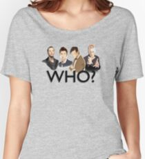 Who? Women's Relaxed Fit T-Shirt