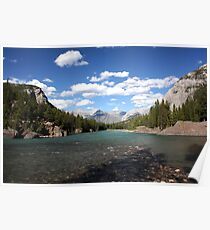 Bow River Poster