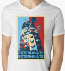 EXTERMINATE Hope Men's V-Neck T-Shirt