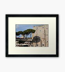 Italian Adventure Framed Print
